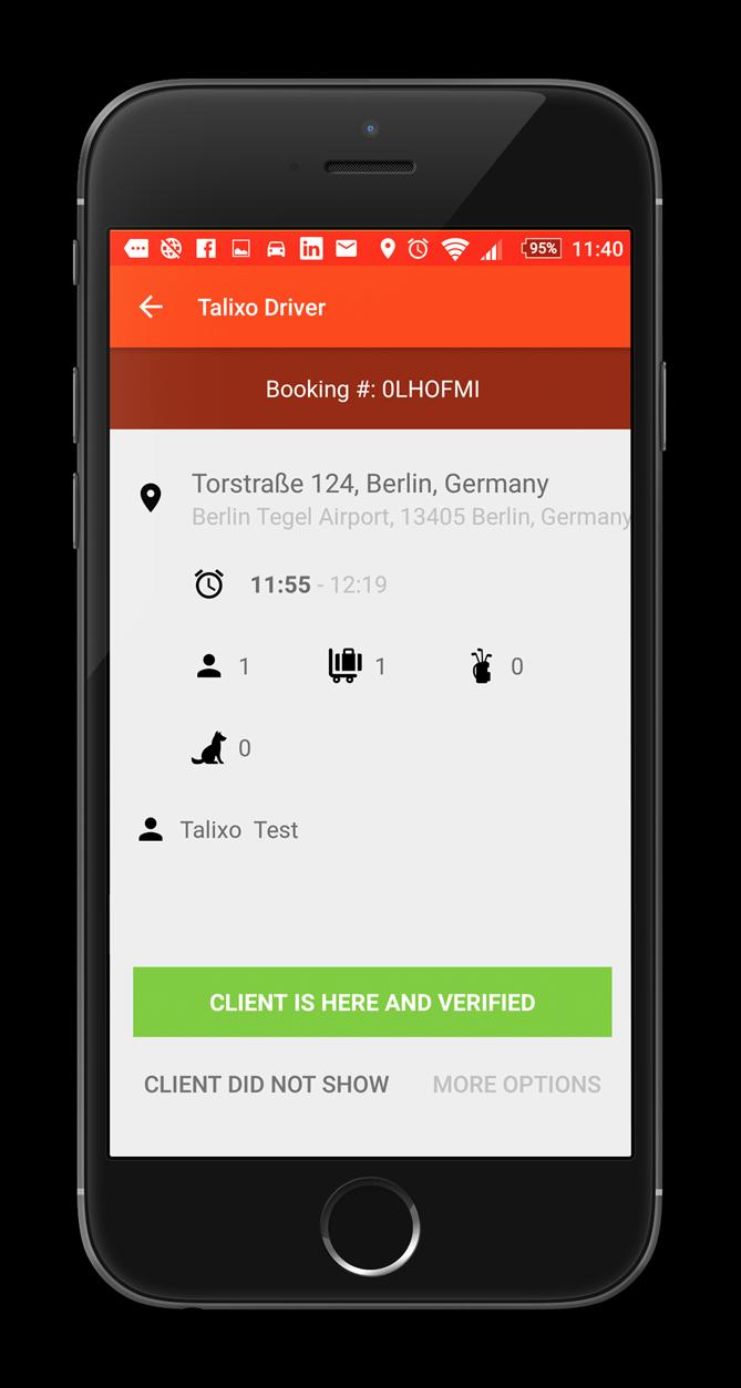 Fahrer-App